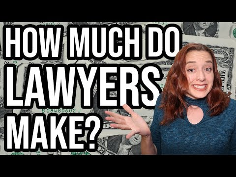 How Much Do Lawyers Make | (Average Lawyer Salaries!)