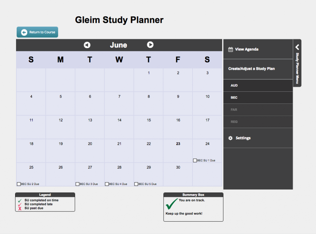2018 gleim cpa review 560 off discount expert analysis for Becker study plan