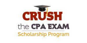 crush the cpa exam scholarship program