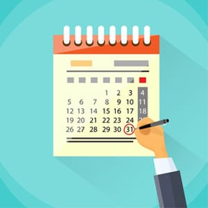 Create a killer cpa exam study schedule plan accordingly for Becker study plan