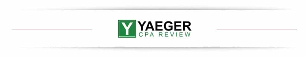 Yaeger CPA Review Dashboard
