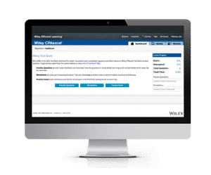 Wiley CPA Test Bank