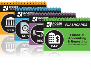 roger cpa review flashcards
