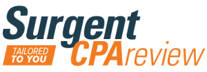 surgent cpa review course online