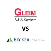 gleim cpa review vs becker