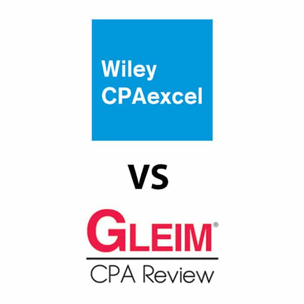 Wiley CPAexcel vs gleim