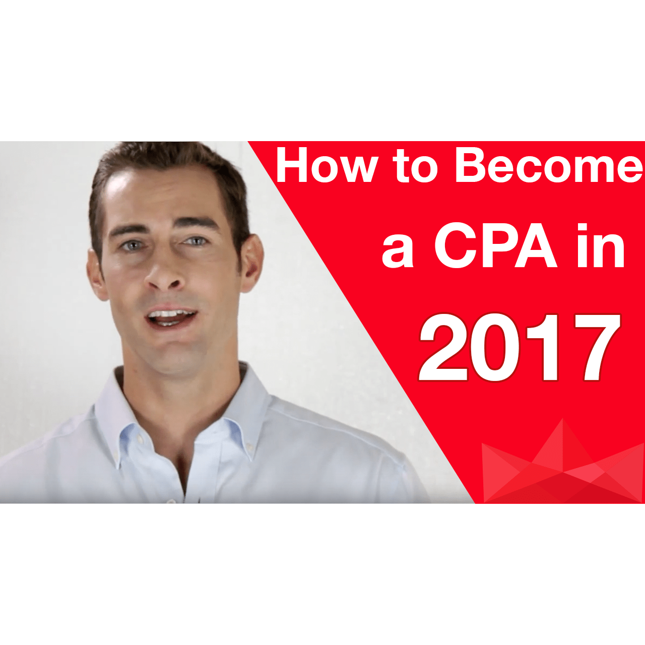 Bryce Welker, CPA on How to become a CPA