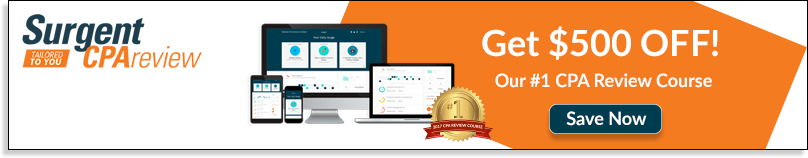 surgent cpa review discount