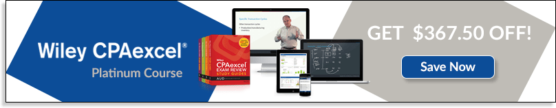 wiley cpaexcel discounts