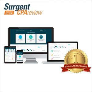 surgent cpa review best course