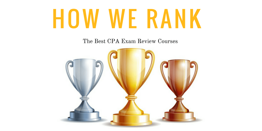 How We Rank the Best Cpa Review Courses