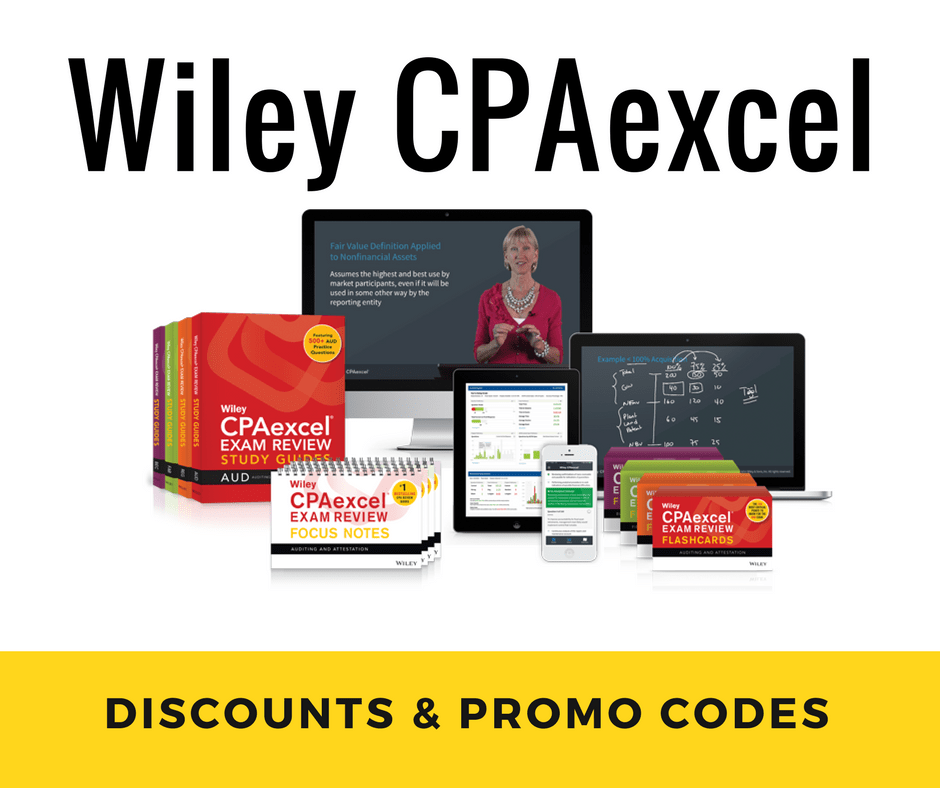 Wiley CPA Discount Code & Deal