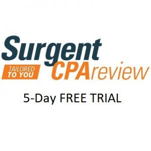 surgent cpa free trial
