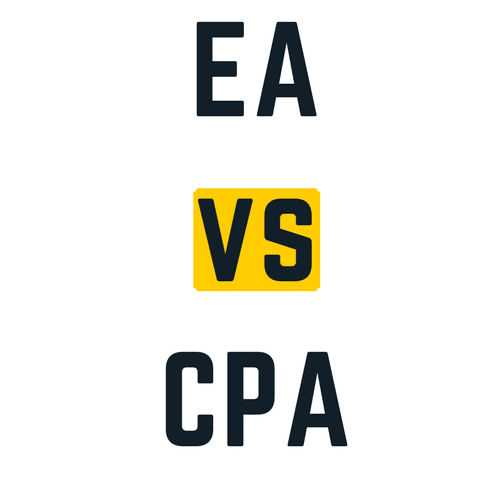 [2019] Enrolled Agent VS. CPA