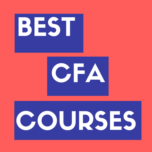 Top 5 Best CFA Coruses