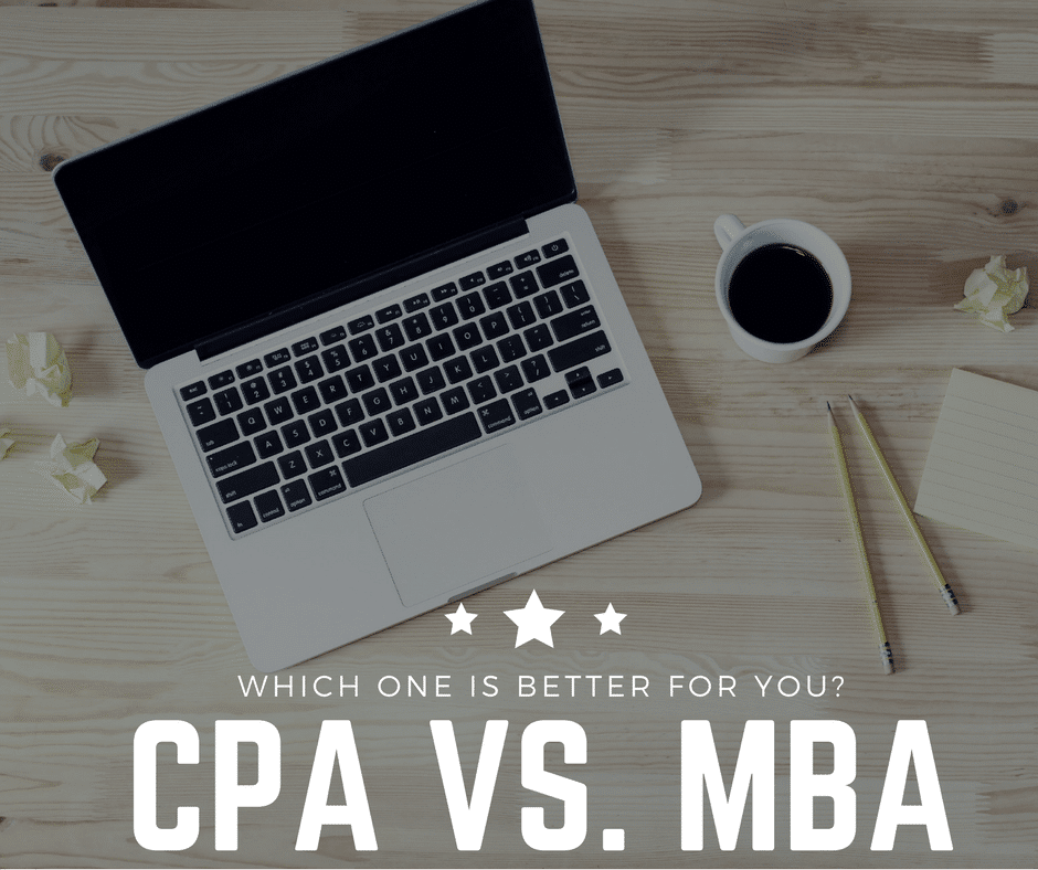 CPA vs. MBA
