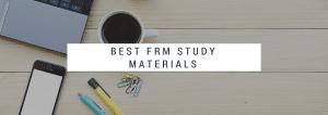 Best FRM Study Materials