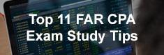 Far CPA Exam Tips