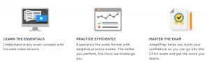 Adapt Prep CFA Review Course