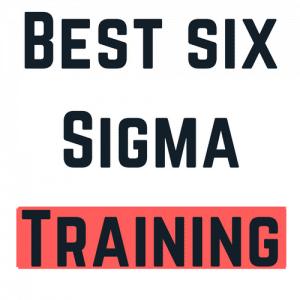 Best Online Six Sigma Training