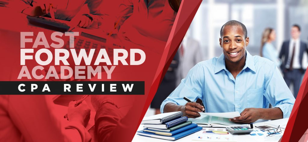 fast forward academy cpa review courses