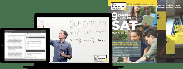 Princeton Review SAT courses