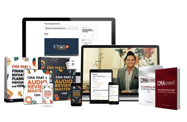 CMA Exam Academy prep course review discounts