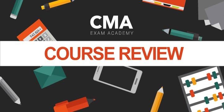 CMA Exam Academy Course Review