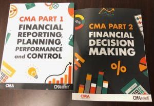 CMA Academy Textbooks