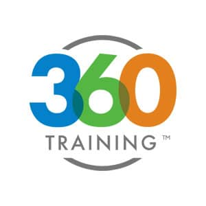 360 Real Estate Training Chart Logo