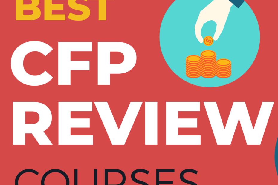 Best CFP Review Courses