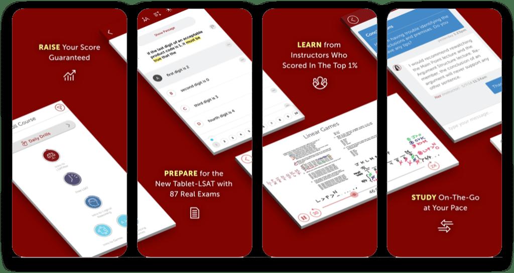 LSATMax Mobile App