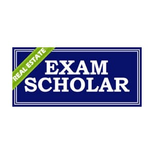 Real Estate Exam Scholar Chart Logo