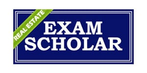 Real Estate Exam Scholar Long Logo - Online Real Estate Schools in California