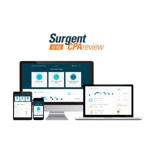 Surgent-Course-Top-Widget