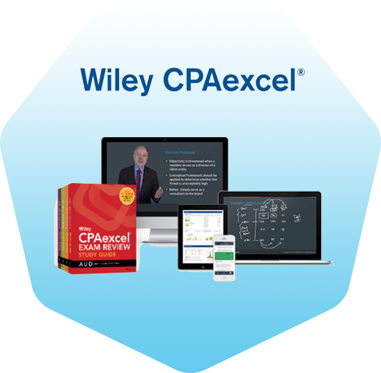 Wiley CPAExcel Review - Crush the CPA Exam