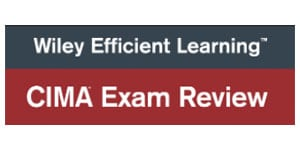 Wiley Efficient Learning CIMA Chart Logo
