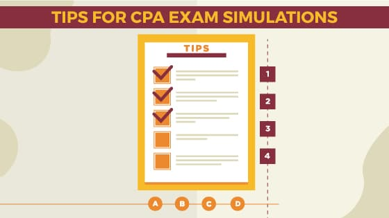 4 Excellent Tips to Crush the CPA Exam Simulations