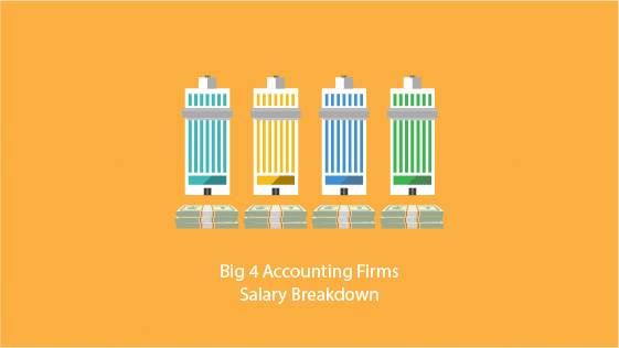 Big4 Accounting Firms Salary