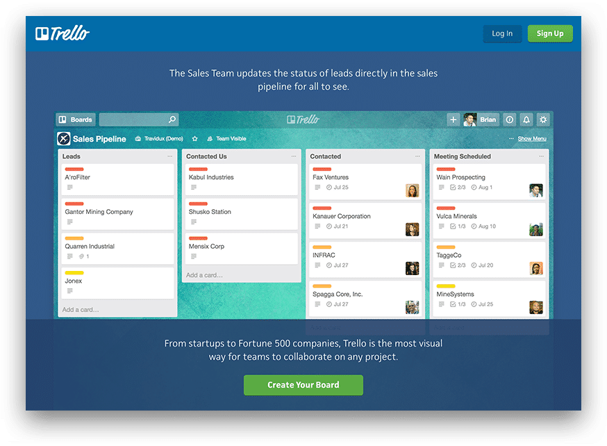 This is Exactly Why the Trello Project Management Software Is One of Our Favorites On The Market!