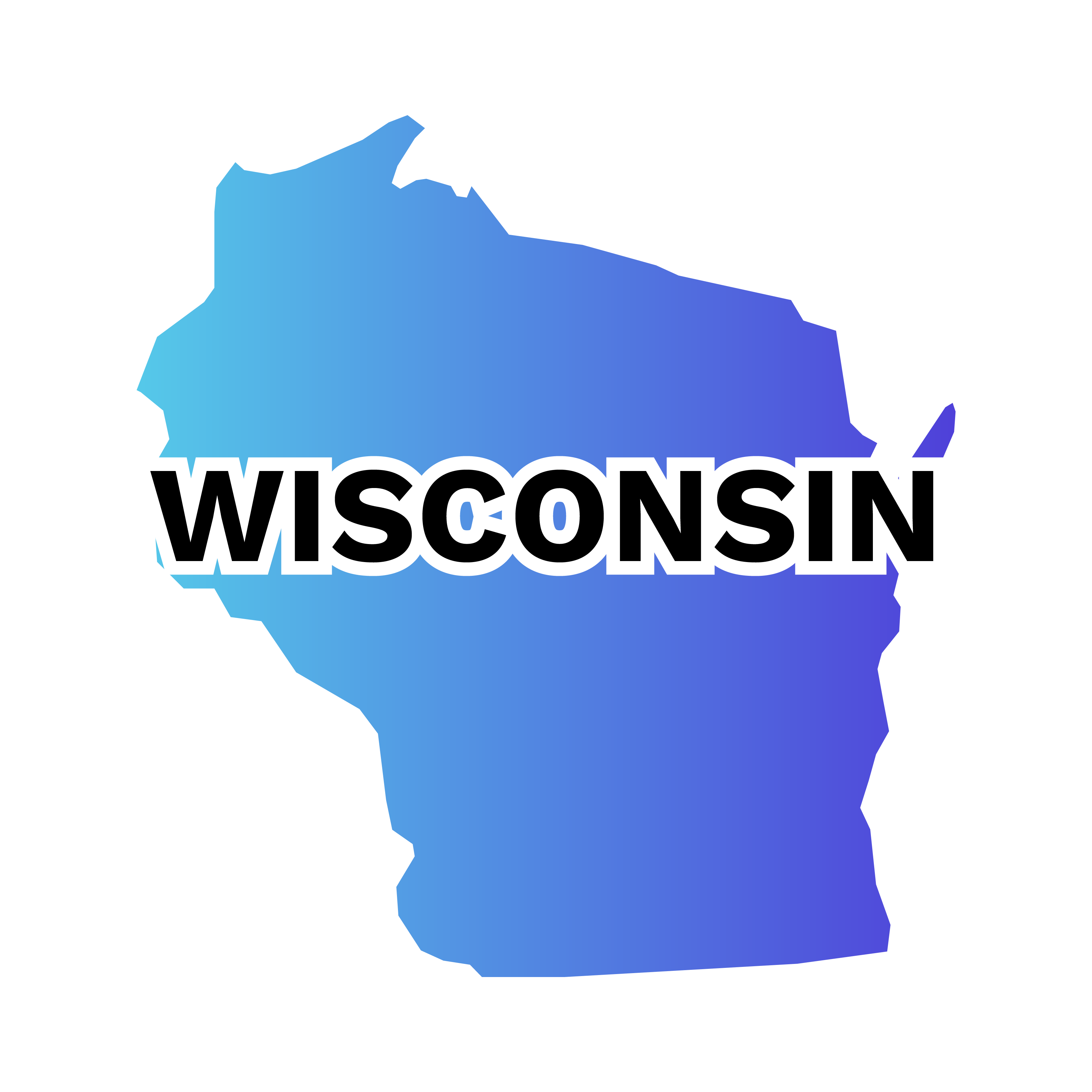 Wisconsin State Image