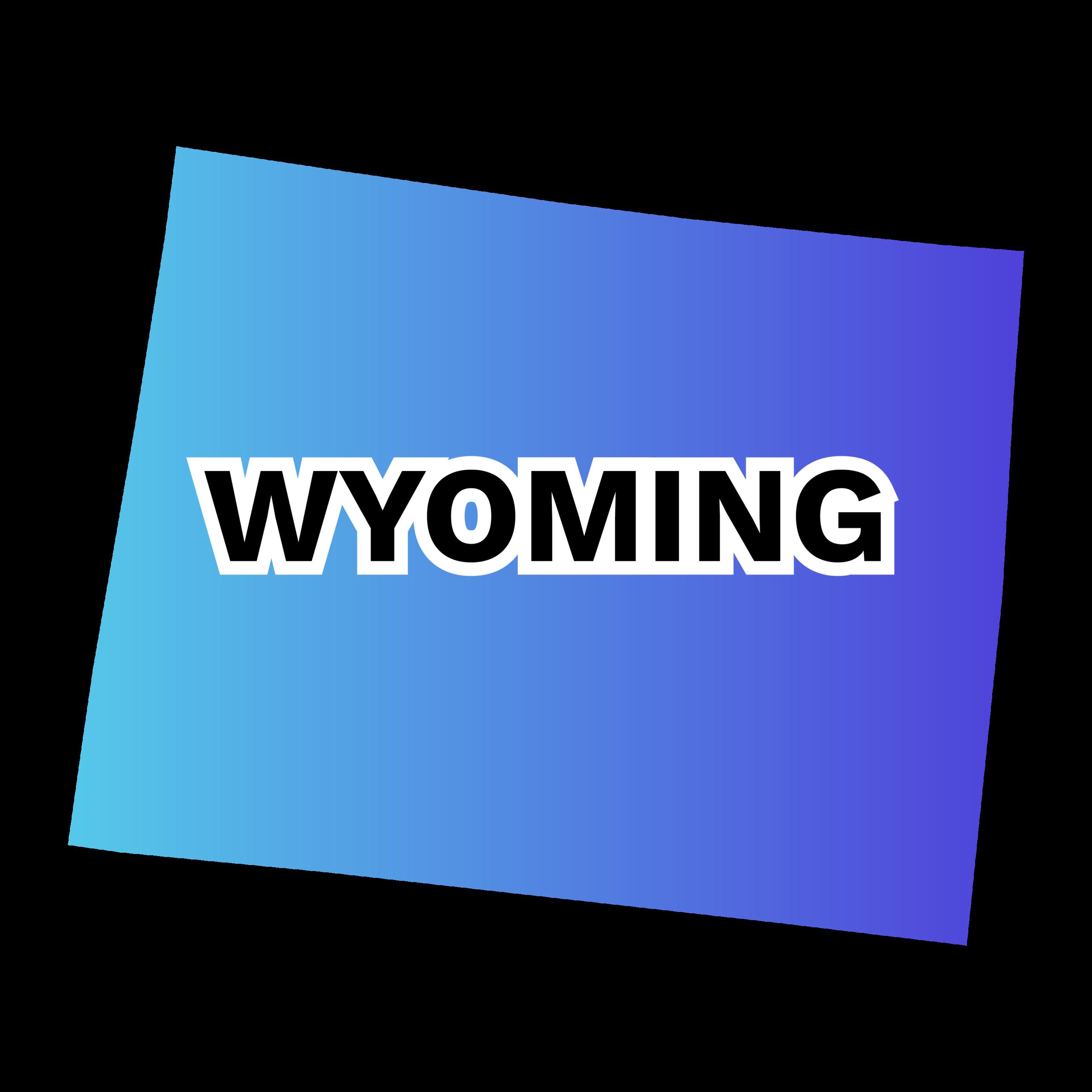 Wyoming State Image