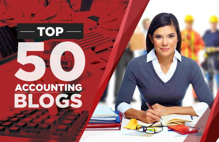 Top 50 Accounting Blogs