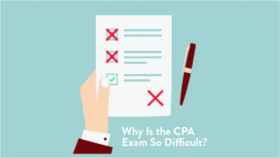 Why is the CPA Exam So Difficult?