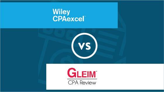 wiley vs gleim