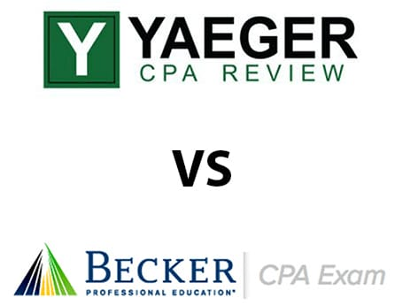 Yaeger vs Becker CPA Review (Honest Thoughts)
