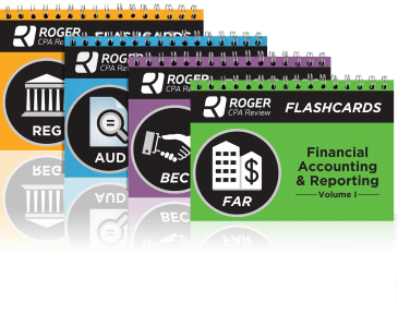 Roger CPA Flashcards