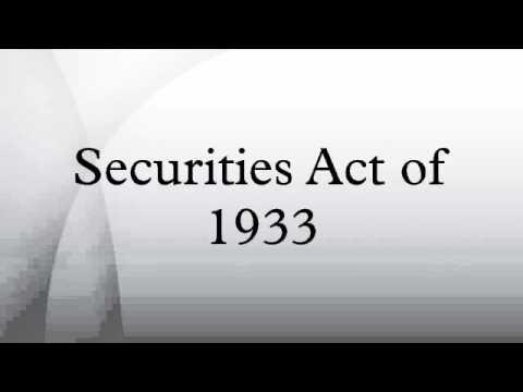 REG CPA Exam - Securities Act