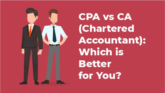 CPA vs CA