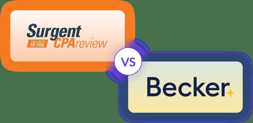 Surgent vs Becker